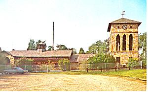 Chinqua Penn Plantation  Reidsville  NC Postcard p17547 (Image1)