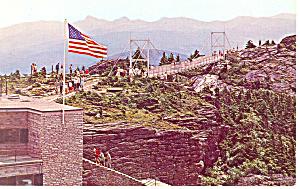 Grandfather Mountain NC Postcard p17603 (Image1)