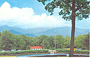 Blue Ridge Assembly Black Mountain Nc Postcard P17619