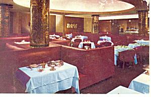 Pierre Grill New York City  Postcard p17737 (Image1)
