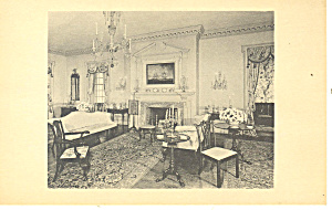 Parlor From Front Royal Frankford Postcard p17819 (Image1)