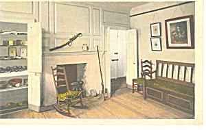 Washington s Headquarters Valley Forge PA Postcard p17833 (Image1)