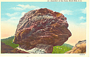 Guardian of the Pools , SD  Postcard (Image1)