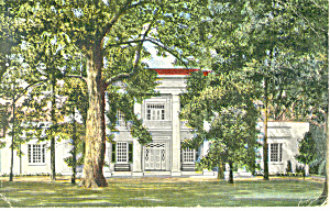 The Hermitage, TN Postcard 1960 (Image1)