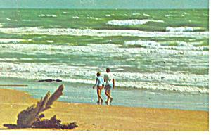 Gulf Coast TX Postcard p18046 (Image1)