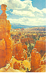Thors Hammer,Bryce Canyon National Park,UT Postcard (Image1)