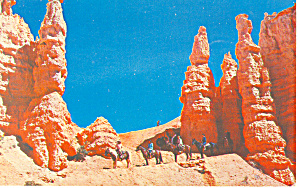 Bryce Canyon National Park UT Postcard p18161 (Image1)