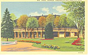 Mormon Tabernacle Salt Lake City UT Postcard p18178 (Image1)