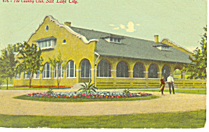 Country Club,Salt Lake City,UT Postcard (Image1)