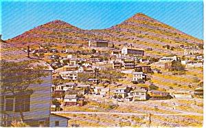 Jerome AZ Ghost Town Postcard p1823 (Image1)