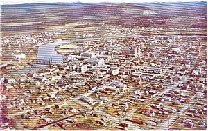 Fairbanks Alaska Postcard p1826 (Image1)