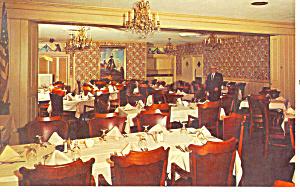 Lafayette Steak Seafood Williamsburg VA Postcard p18285 (Image1)