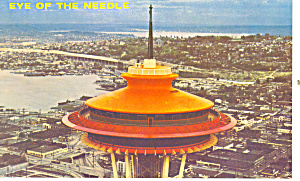 Eye of the Needle Seattle WA Postcard p18419 1963 (Image1)