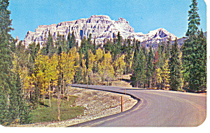 Tagwater Pass Dubois WY Postcard (Image1)