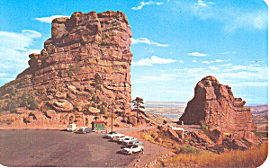 Red Rocks Denver Mountain Parks Co Postcard P18546