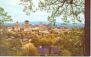 Asheville North Carolina Postcard p18610 (Image1)