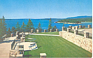 Seal Harbor, Maine Postcard (Image1)