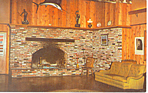 John Steinbeck Theatre,Monerey, CA Postcard (Image1)