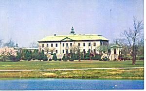 American Swedish Historical Museum Philadelphia Postcard p18666 (Image1)