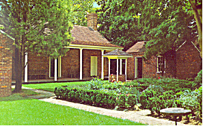 Territorial Restoration,Little Rock,AR Postcard (Image1)