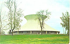 St Louis Planetarium St Louis MO Postcard p18695 1964 (Image1)