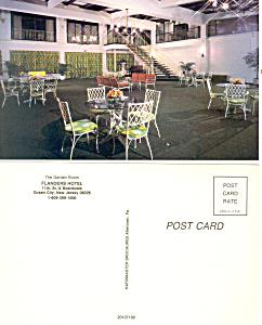 Flanders  Hotel Ocean City NJ Postcard p18737 (Image1)