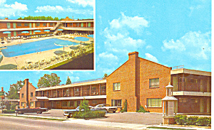 Holiday Inn, Williamsburg,Virginia Postcard (Image1)