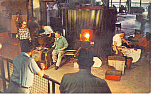 Making of Steuben Glass Corning Glass Center NY p18794 (Image1)