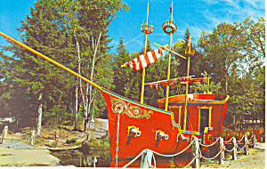 Kidd s Ship Enchanted Forest Old Forge New York p18807 (Image1)