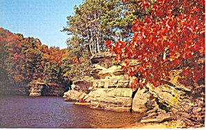 Foot Of The Narrows Wisconsin Dells Wisconsin P18821