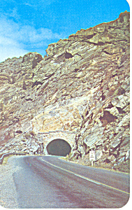 Tunnel US 6 in Clear Creek Canon Colorado p18826 (Image1)