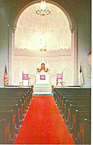 Zion Lutheran Church  Lancaster  PA Interior p18874 (Image1)