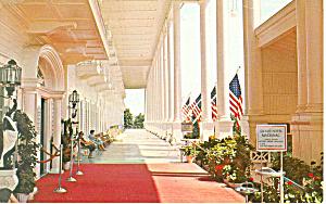 Porch Grand Hotel Mackinac Island Michigan p18905 (Image1)