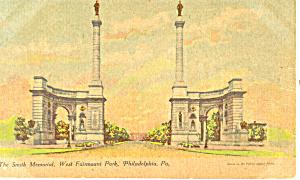 Smith Memorial Fairmont Park Philadelphia Pennsylvania p18948 (Image1)