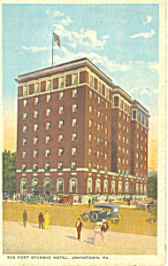 Fort Stanwix Hotel Johnstown Pennsylvania p18970 (Image1)