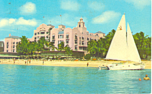Royal Hawaiian Hotel,Waikiki,Hawaii (Image1)