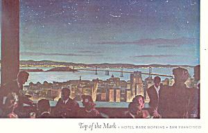 Top of the Mark Hotel Mark Hopkins San Francisco CA p18988 (Image1)