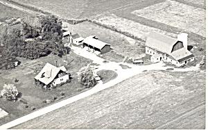 Farm Scene RPPC  Postcard (Image1)