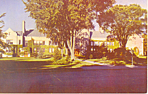 Plattsburg State Teachers College New York   Postcard p19066 (Image1)