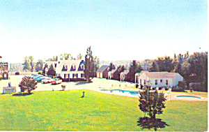 Colony Inn Motel, Richmond, Virginia Postcard (Image1)
