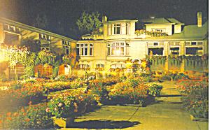 Butchart Gardens Victoria  BC Canada Postcard p19112 (Image1)