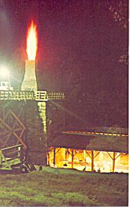 Tannehill Furnace, Bessemer, Alabama Postcard (Image1)