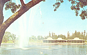 Budweiser Pavilion Los Angeles CA Postcard p19130 (Image1)