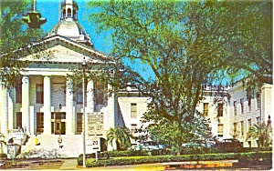 Tallahassee FL State Capitol  Postcard (Image1)