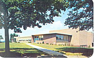 Alumnae Hall,Cedar Crest College,PA Postcard (Image1)