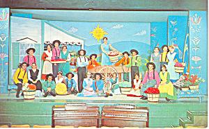 Allenberry Playhouse Pennsylvania Postcard p19187 (Image1)