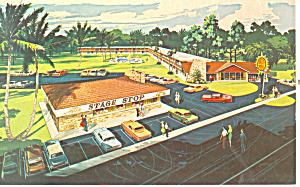 Stage Stop Restaurant Silver Springs FL Postcard p19239 (Image1)