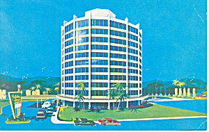 Holiday Inn Tallahassee Fl Postcard P19244