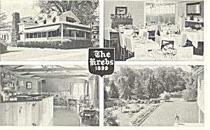 The Krebs Skanenteles New York Postcard p19289 (Image1)