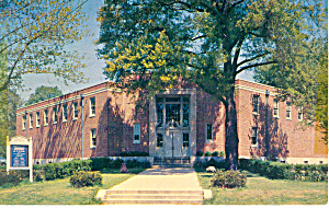 North Museum, Franklin Marshal College Postcard (Image1)
